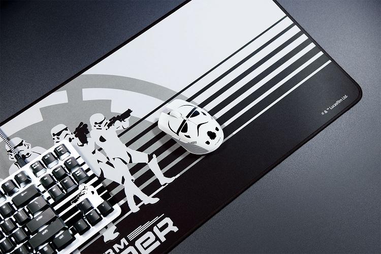 Razer BlackWidow Lite, Atheris y Goliathus Stormtrooper Edition