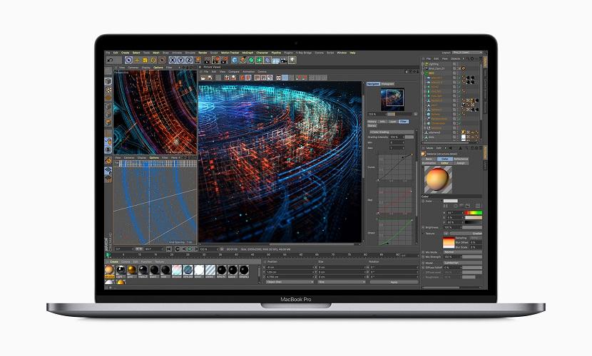 macbook pro ocho nucleos