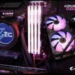 Aorus Liquid Cooler 240 y Aorus Liquid Cooler 280