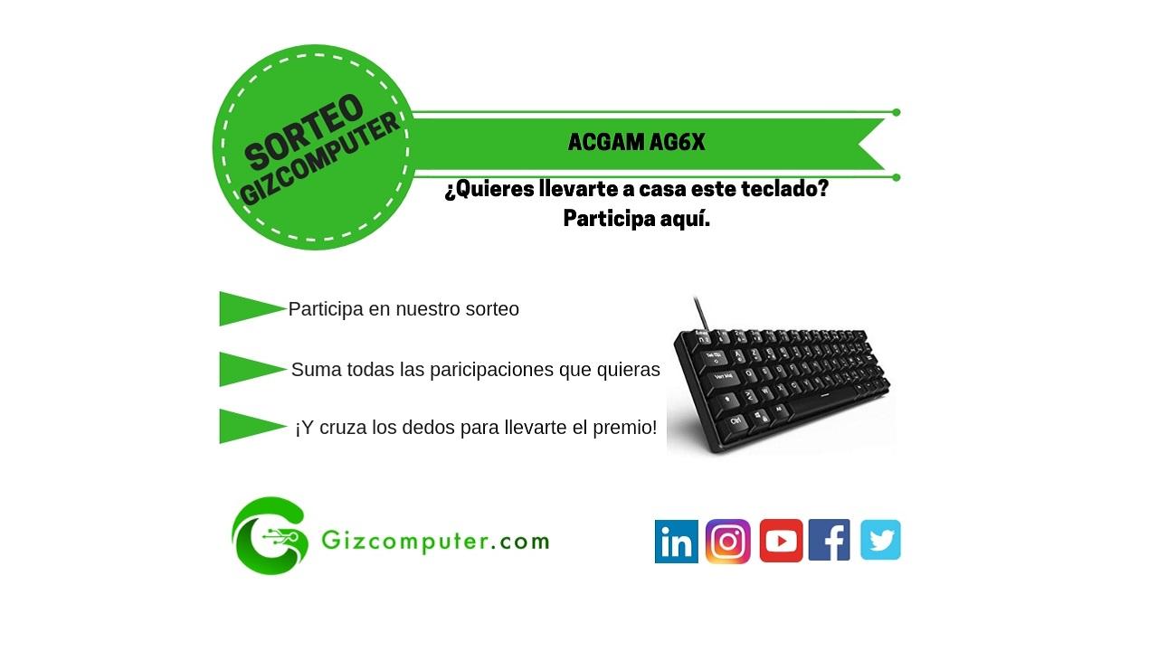 SORTEO ACGam AG6X