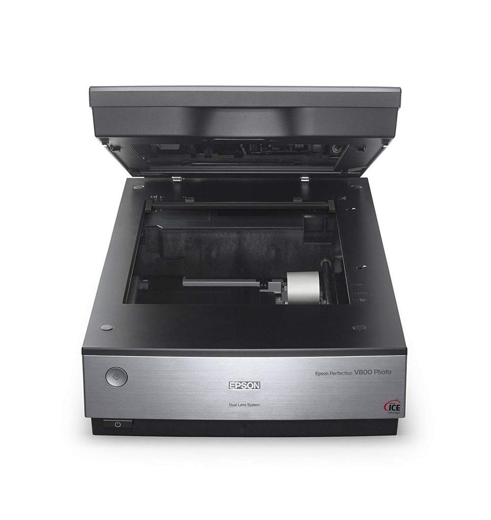 Epson V800, compatibilidad