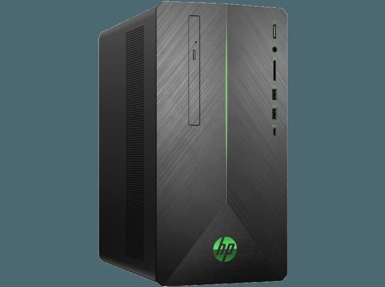 HP Pavilion 690-0010ns, conectividad