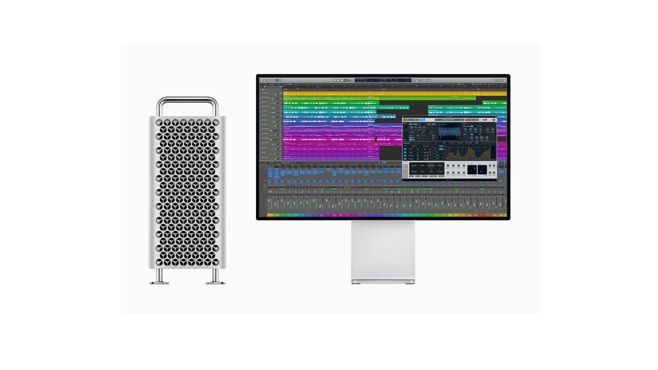 Logic Pro X 10.4.5 y nuevo Mac Pro