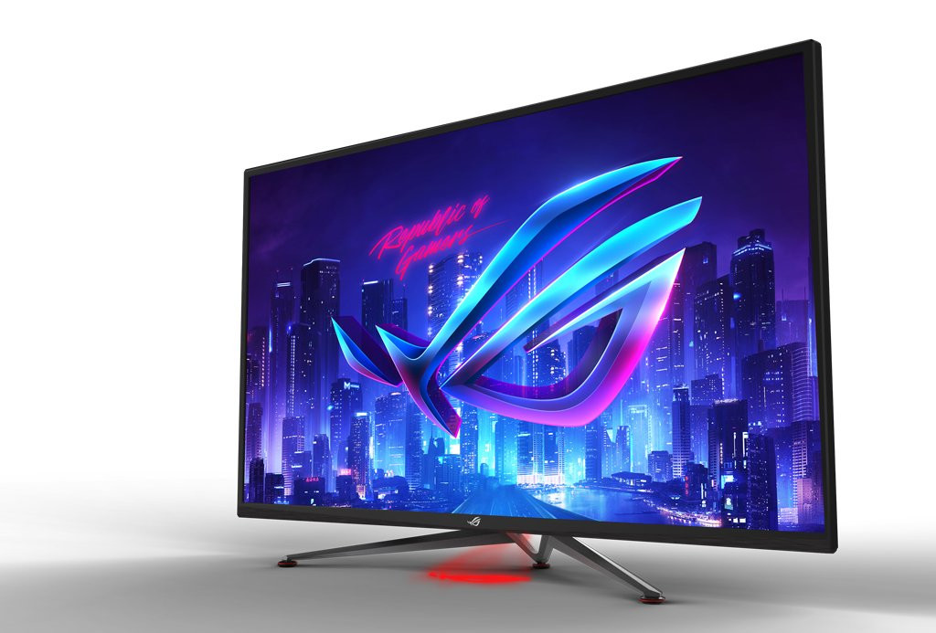 Monitor gaming ASUS ROG con Display Stream Compression