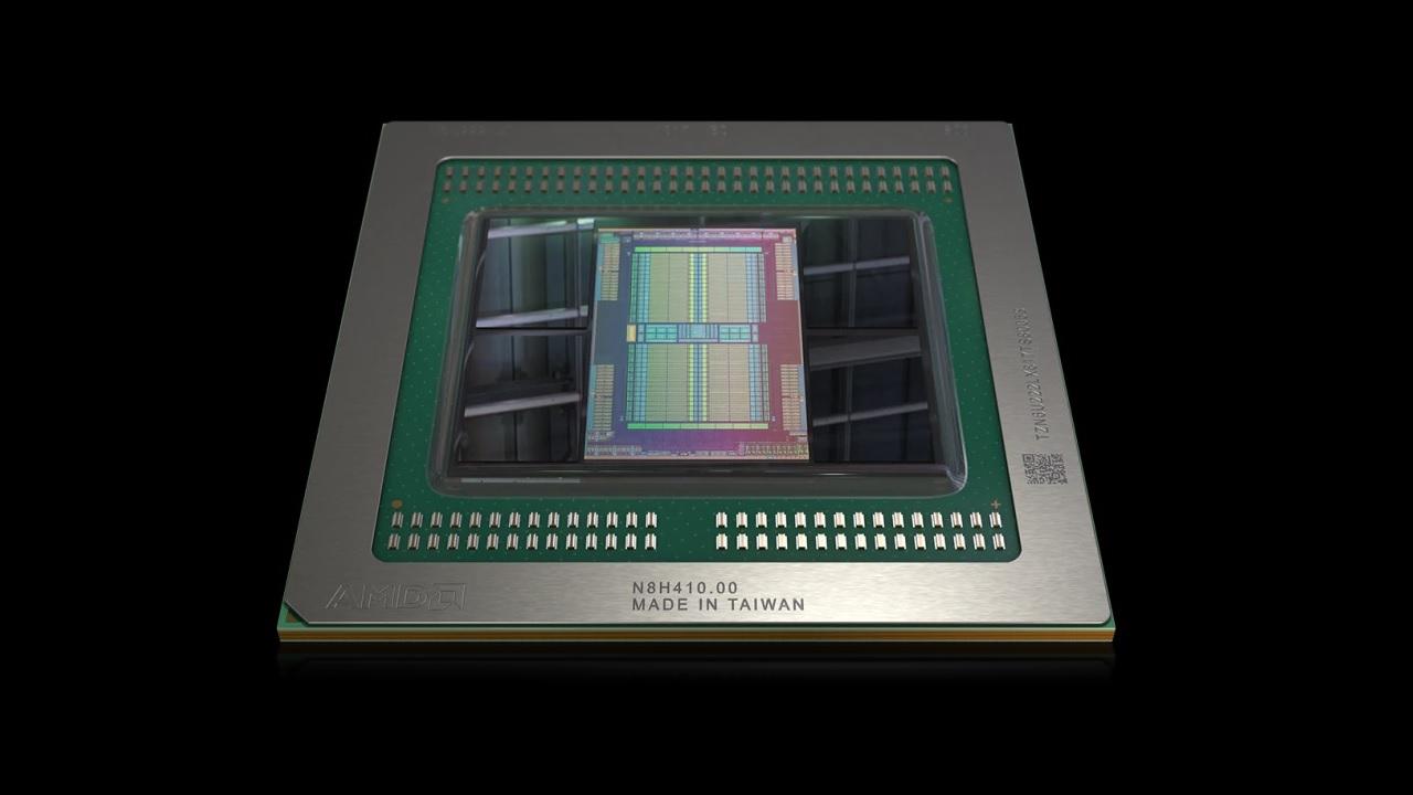 Radeon Pro Vega II y Radeon Pro Vega II Duo