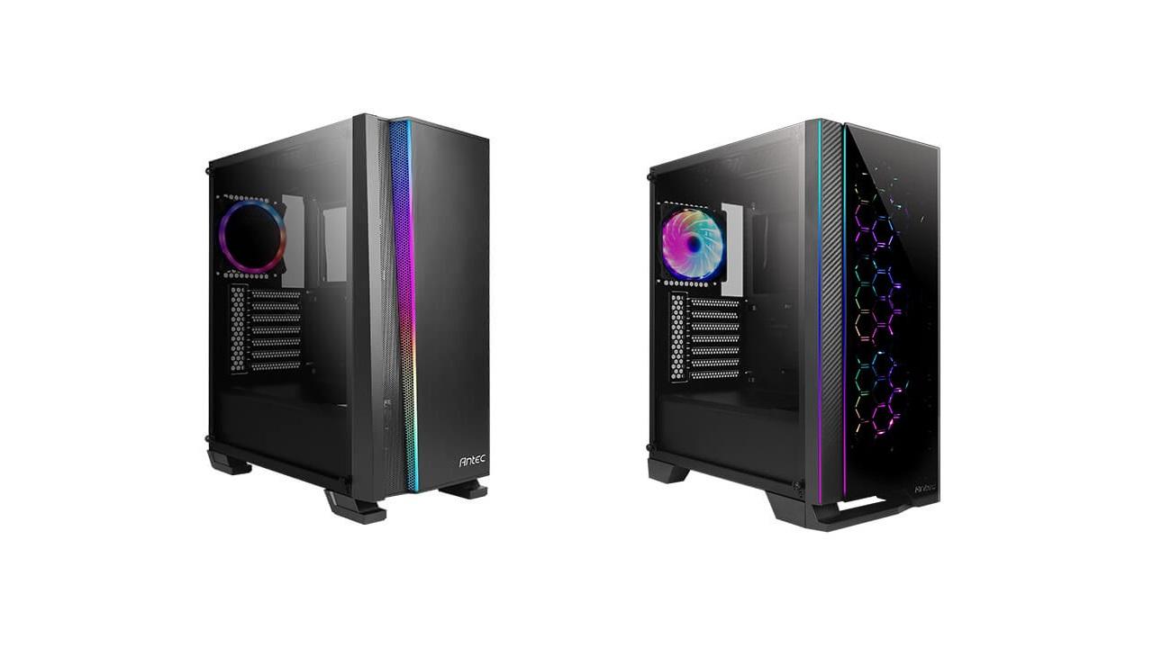 Antec NX500 y NX600