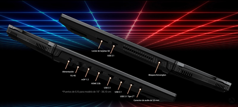 Asus Rog Strix Scar II GL504GS-ES084T