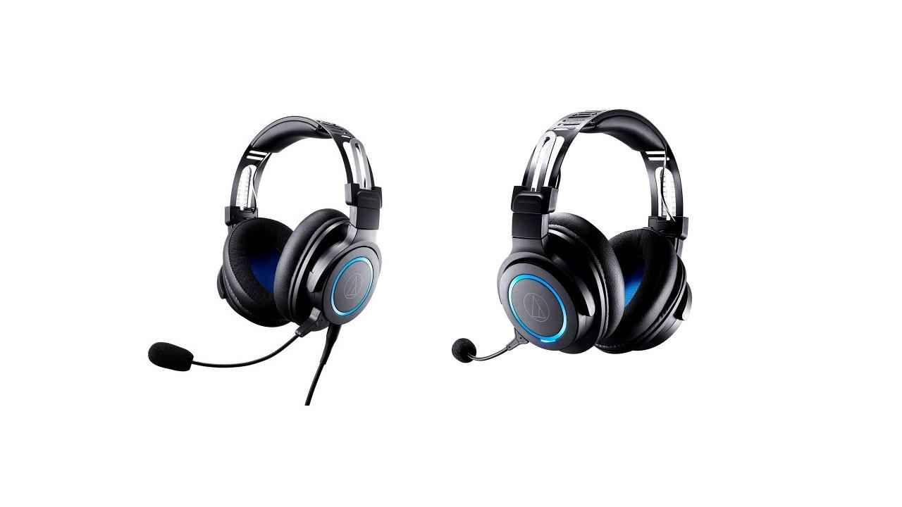 Audio-Technica ATH-G1 y ATH-G1WL