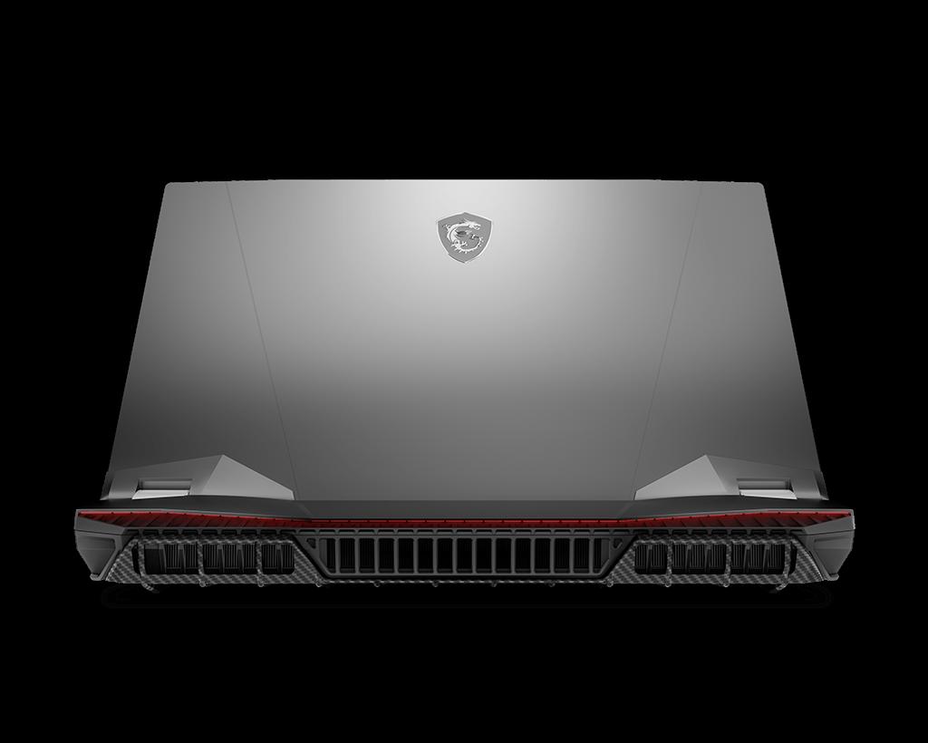 MSI GT76 Titan DT 9SF-009ES, aspecto