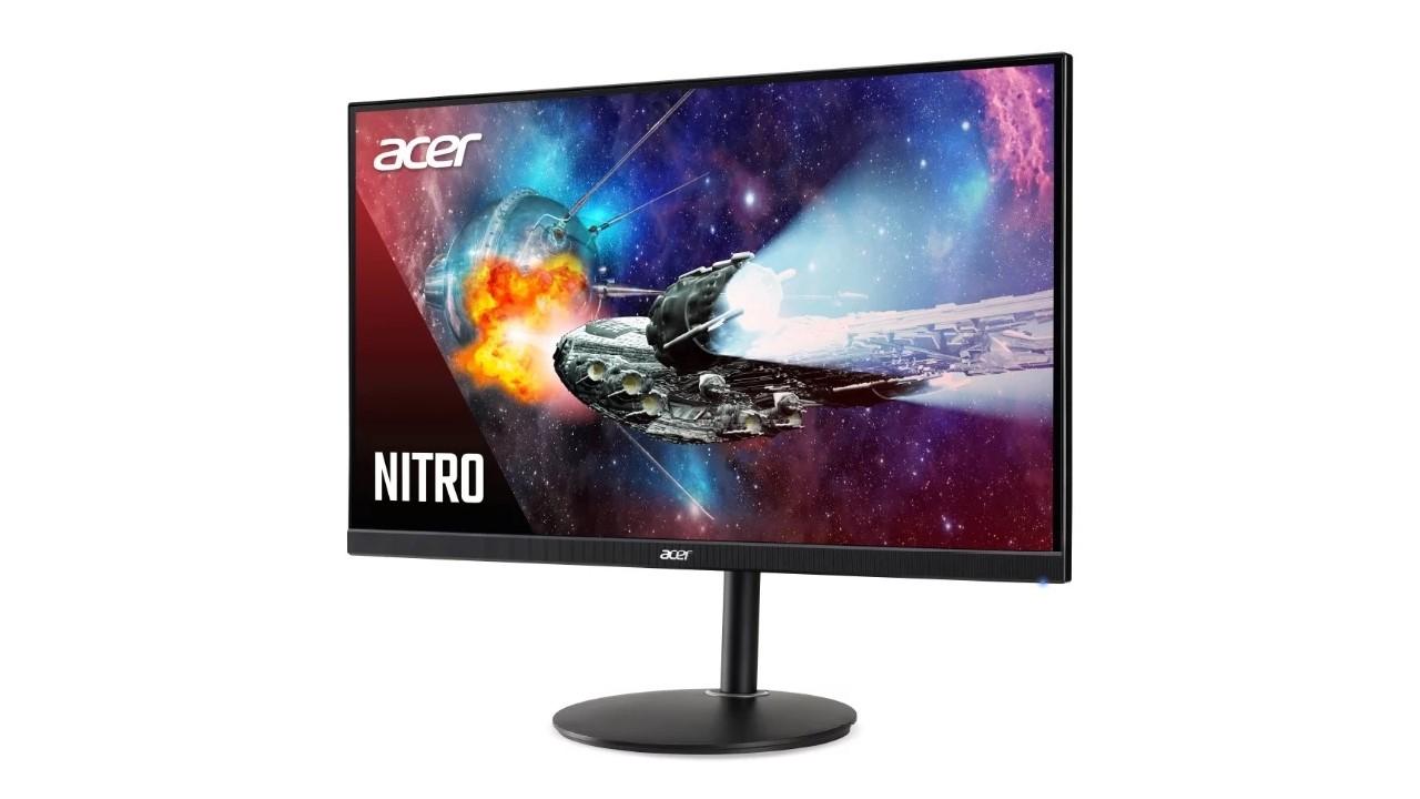 Acer Nitro XF272 X y Acer Nitro XF252Q