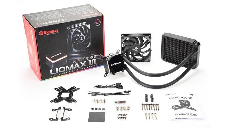 Enermax LIQMAX III 120