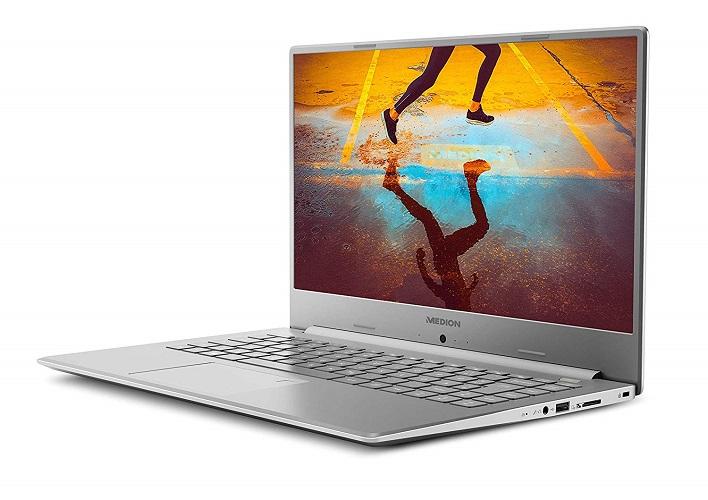 Medion P6645 con Intel Core i5-8265U