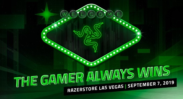 The RazerStore Las Vegas