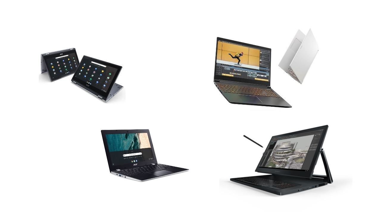 #IFA19 Acer Chromebooks y portátiles ConceptD Pro con GPU NVIDIA Quadro
