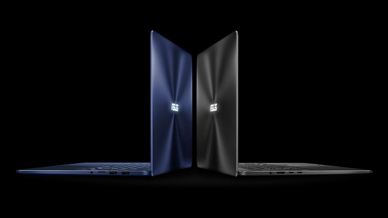 Asus ZenBook Pro UX550VD-BN009T y Asus ZenBook Pro UX550VD-BN010T