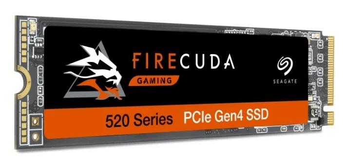 FireCuda 520 PCIe Gen4
