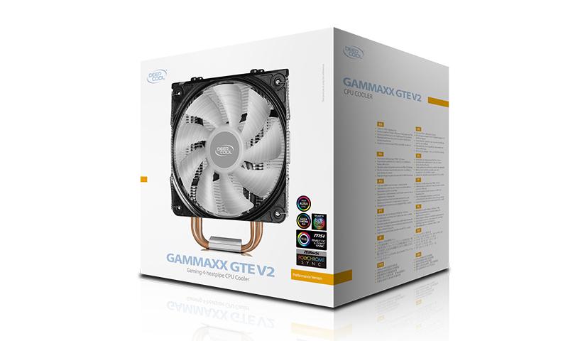 DeepCool GAMMAXX GTE V2