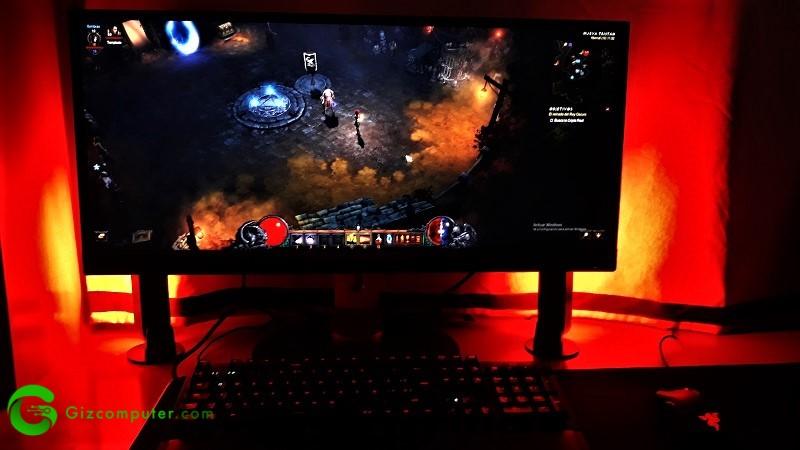 Gaming inmersivo Diablo