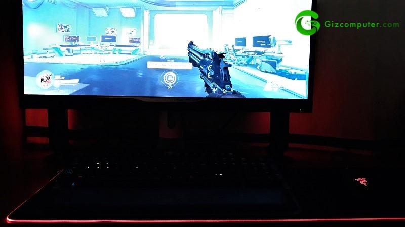 Gaming inmersivo OverWatch