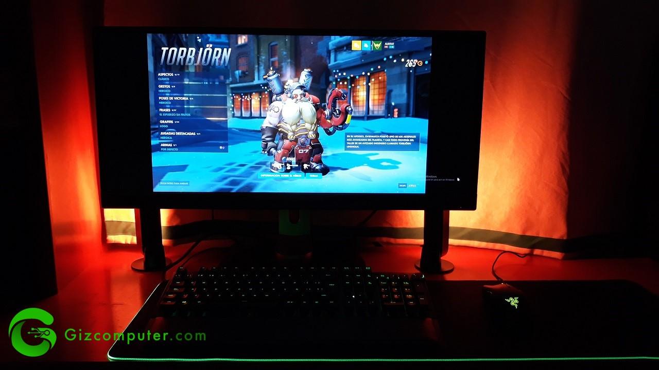 Gaming inmersivo Signify Razer Philips Hue