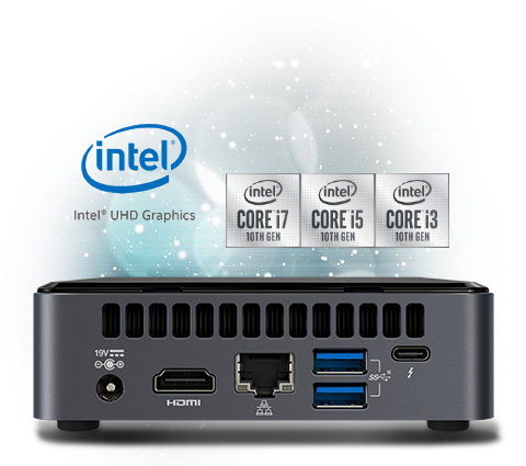 Intel NUC 10 Frost Canyon