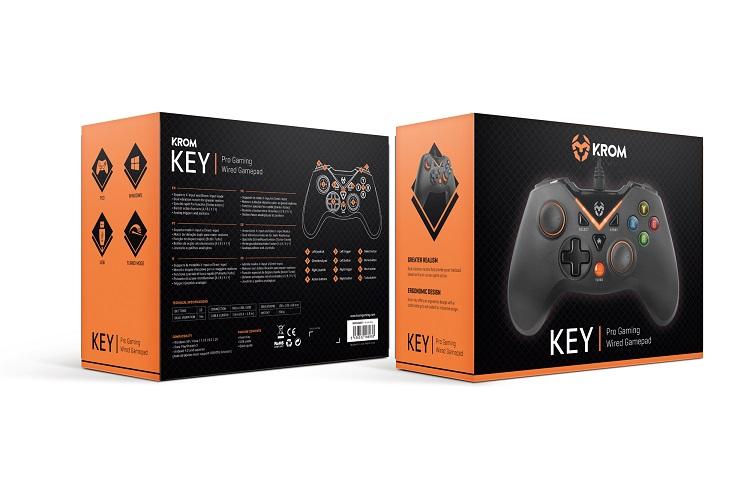 Krom Key Pro