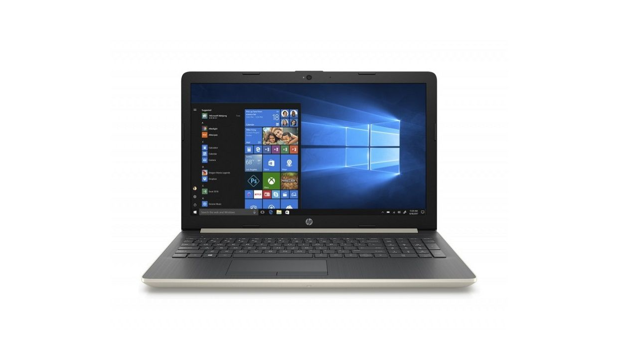 HP Laptop 15-da0243ns