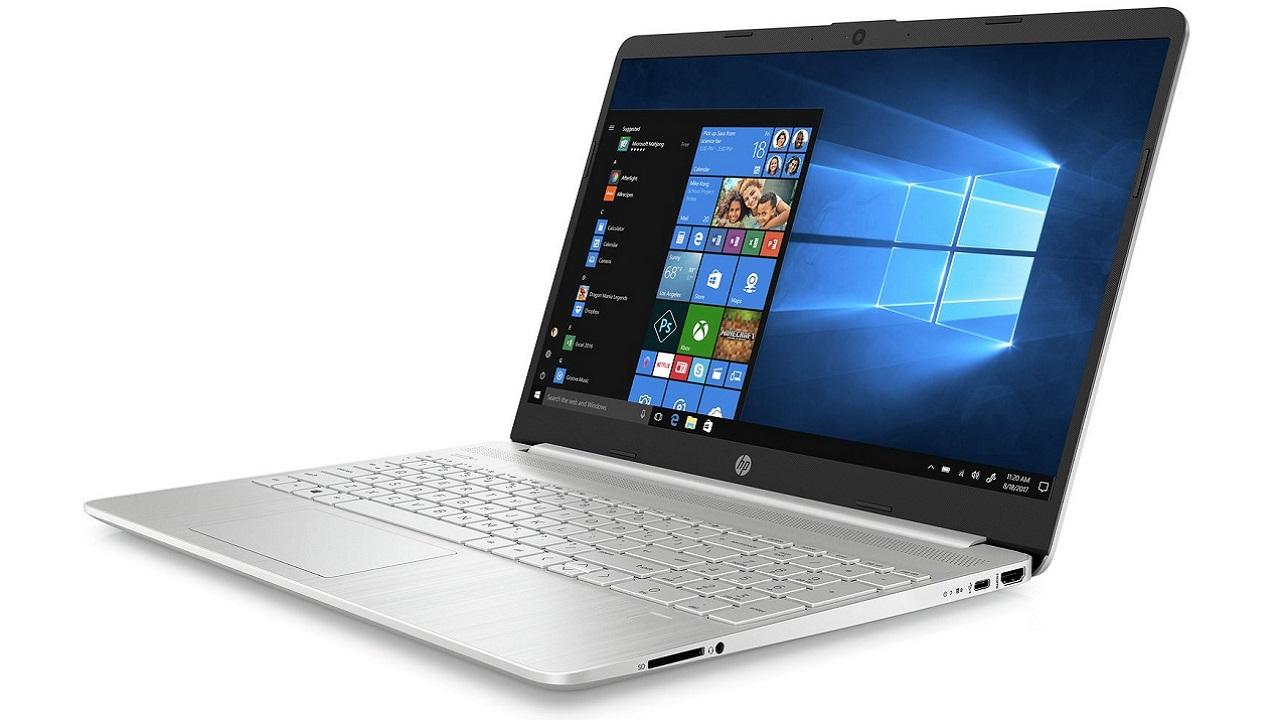 HP Laptop 15s-fq1027ns