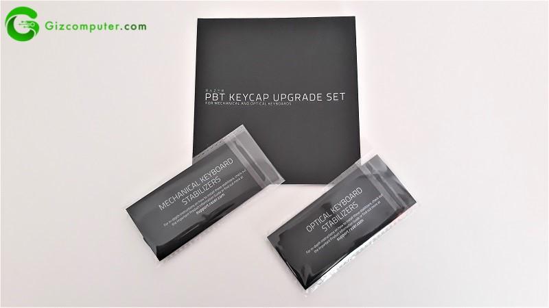 azer PBT Keycap Upgrade Set