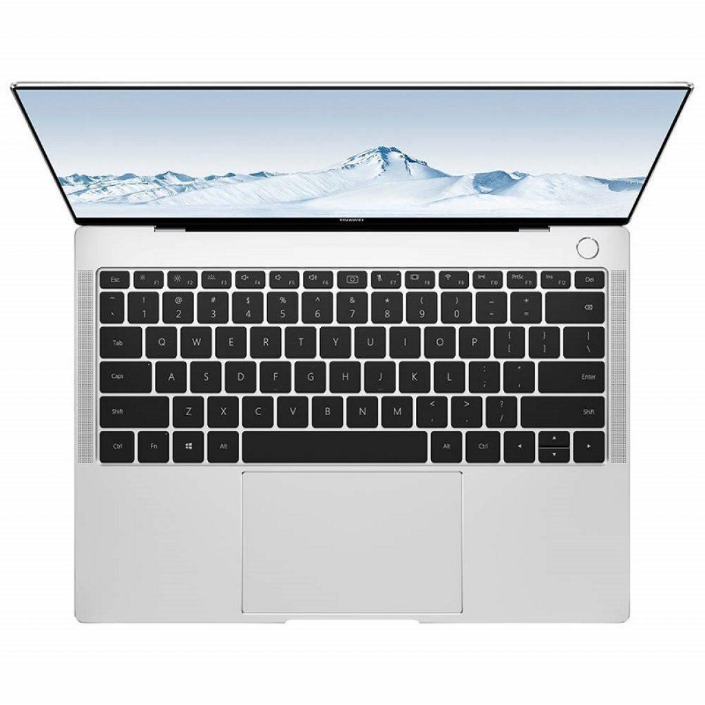 Huawei Matebook X Pro, teclado