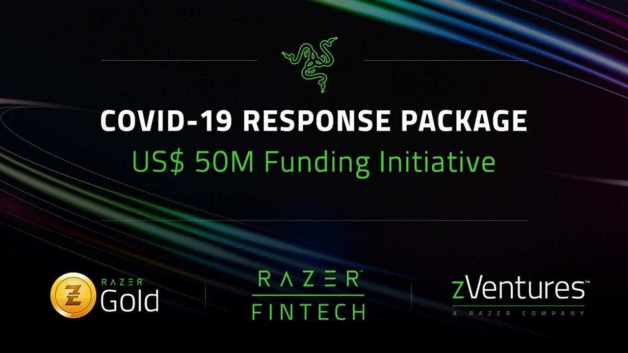 Razer COVID-19 Response Package