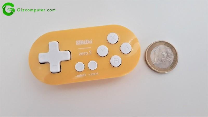 8Bitdo Zero 2 Mini