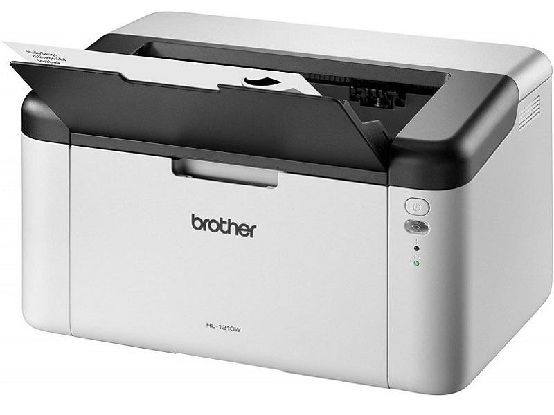 Brother HL-1210W, funciones eco