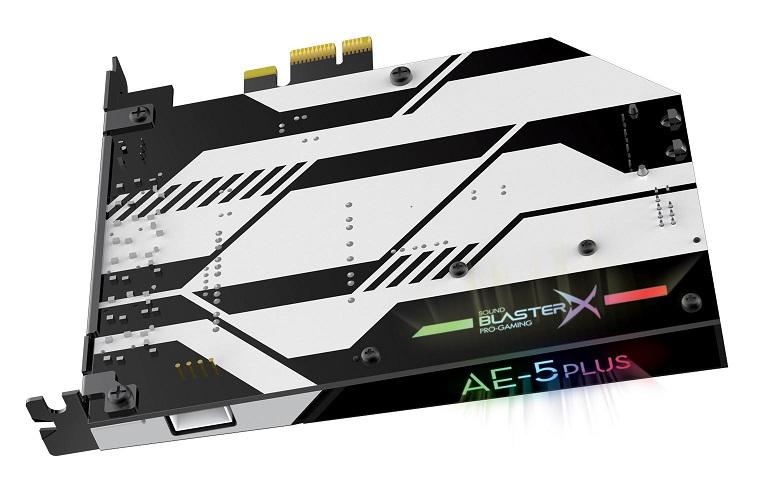 Creative Sound BlasterX AE-5 Plus Pure