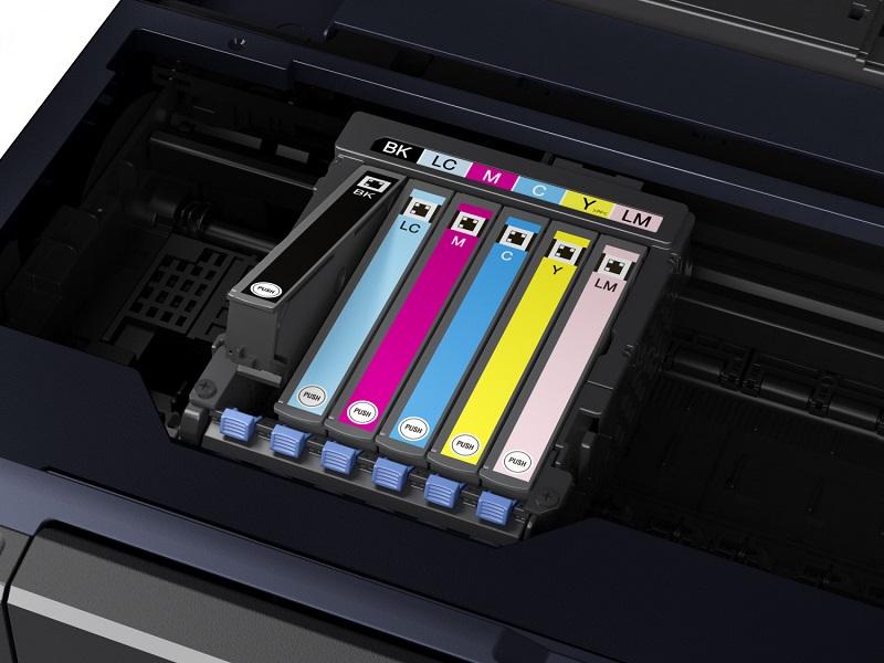 Epson XP-970, tinta