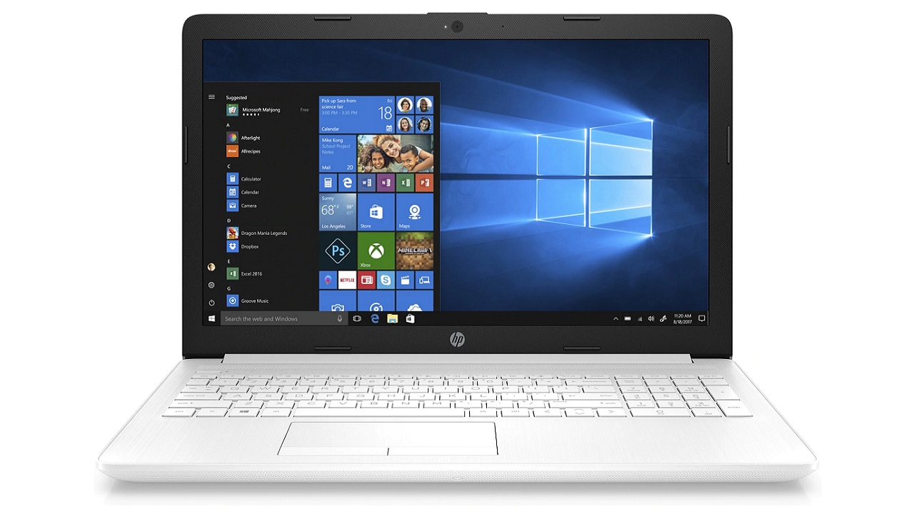 HP 15-DB0108NS