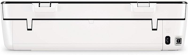 HP Envy 5032, panel posterior