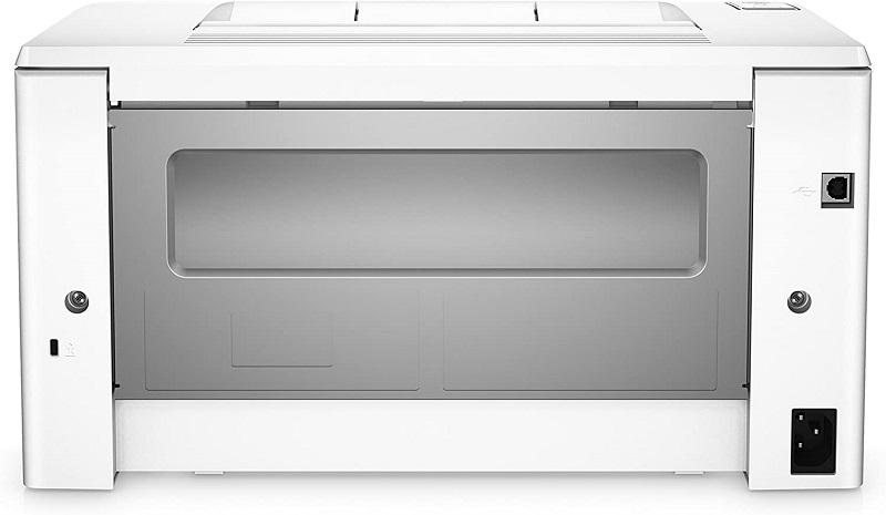 HP LaserJet Pro M102w, puertos
