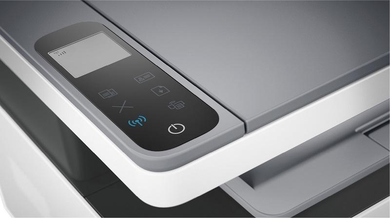 HP Neverstop Laser 1201n, panel de control