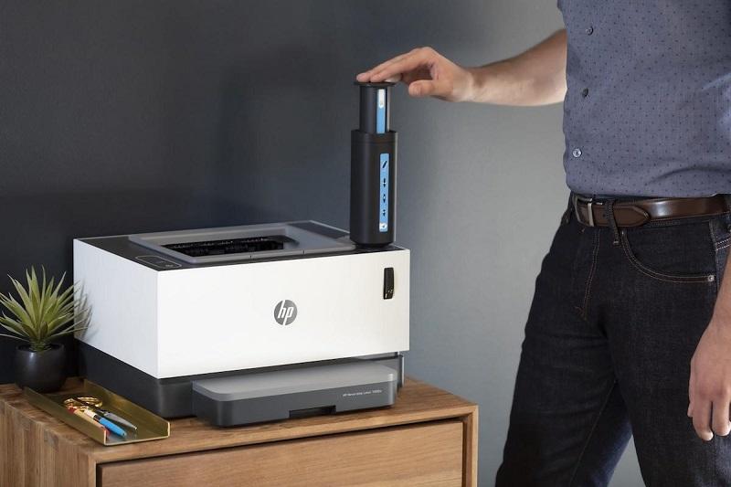 HP Neverstop Laser 1201n, tóner
