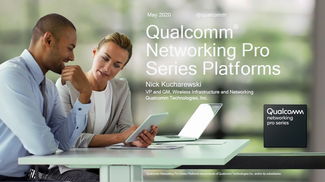 Qualcomm Networking Pro Series