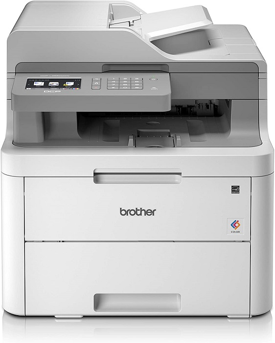 Brother DCP-L3550CDW, consumibles