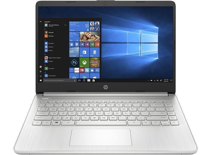 HP Laptop 14s-dq1021ns, hardware