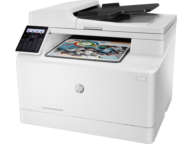 HP LaserJet Pro M181fw, multifunción