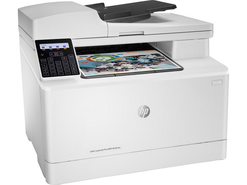 HP LaserJet Pro M181fw, cartuchos