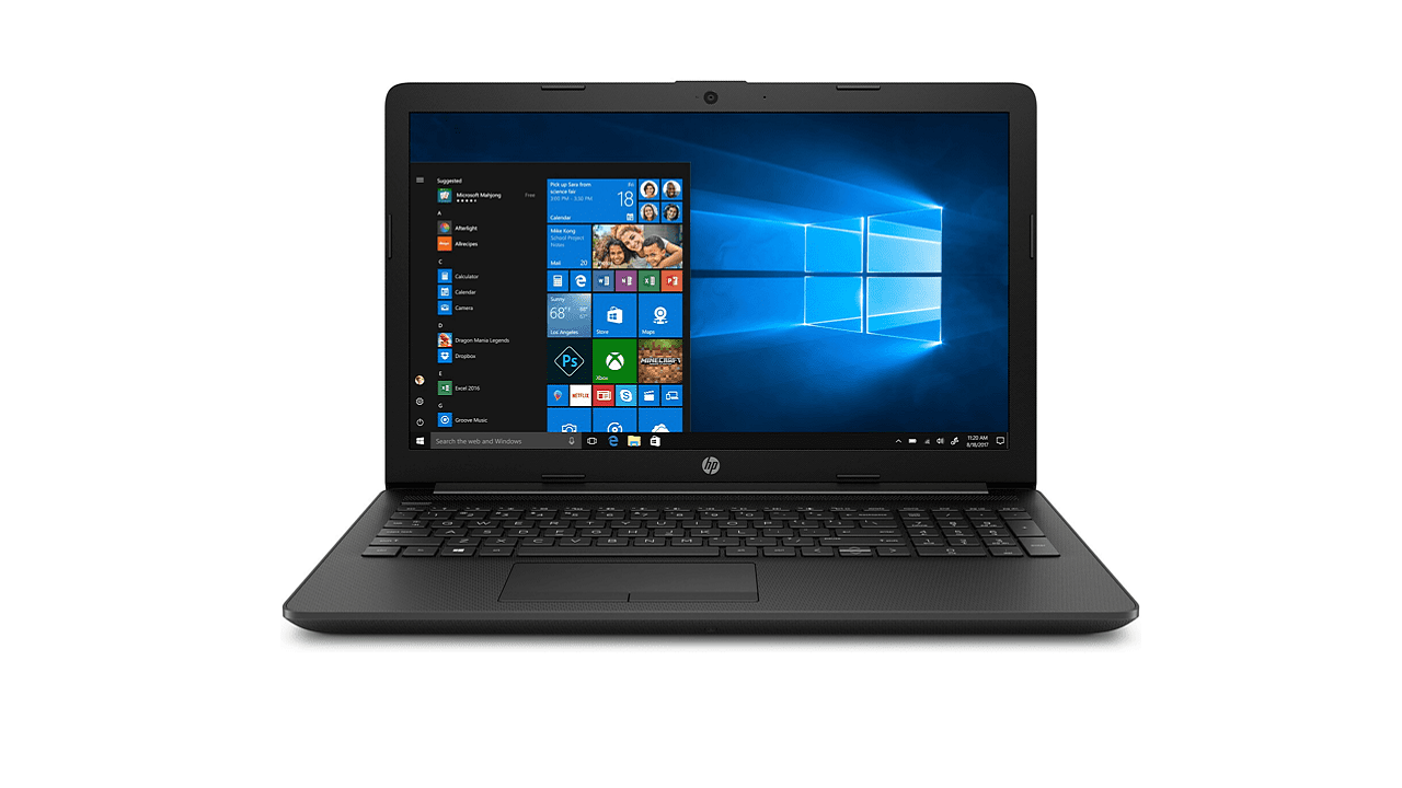 HP Notebook 15-db0117ns