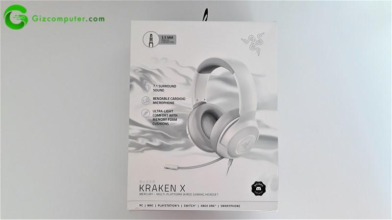 Razer Kraken X Mercury