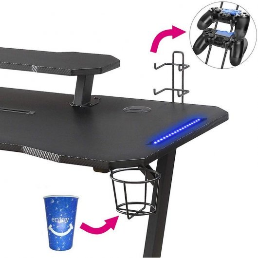 Woxter Stinger Gaming Desk Elite