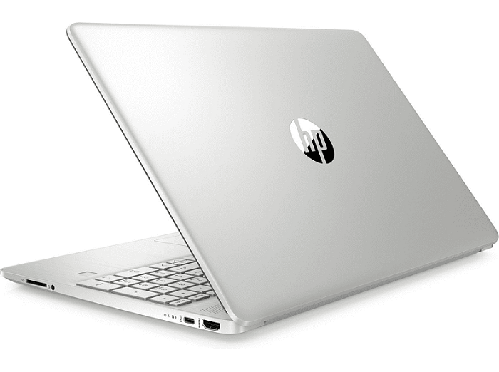 HP 15s-fq1114ns, aspecto