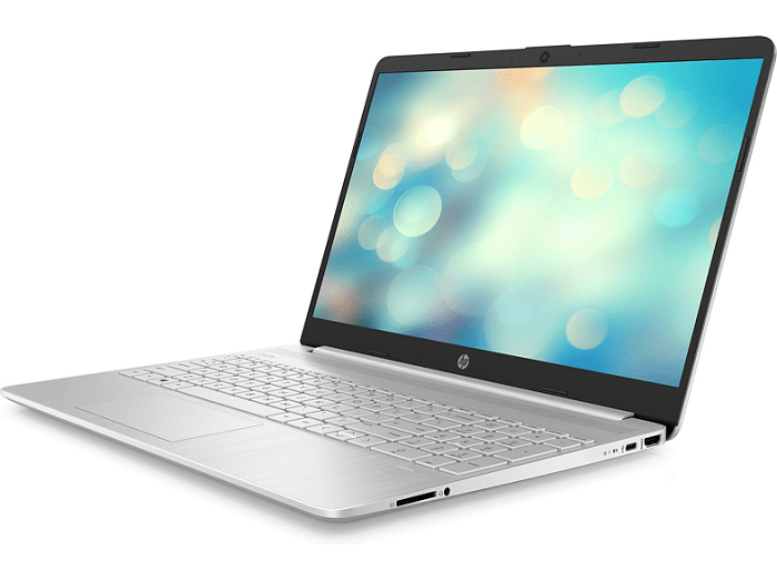 HP 15s-fq1114ns, hardware